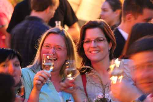 Weingutparty