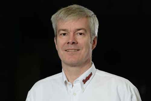 Fachmann an der Spitze: Werner Kalin hat schon ein Buch über Eishockey geschrieben.