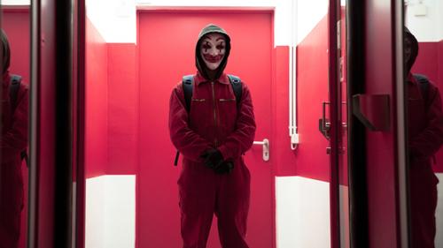 Die Hackertruppe nennt sich Clowns Laughing @ You und arbeitet maskiert.