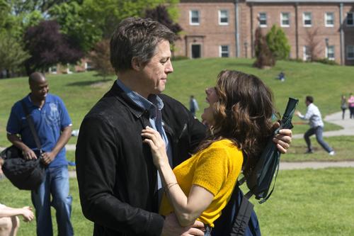 Ist das die große Liebe zwischen Keith Michaels (Hugh Grant) und Holly Carpenter (Marisa Tomei) oder bloßer Zufall?