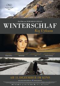 """Mit der Goldenen Palme von Cannes im Gepäck gilt """"Winterschlaf"""" als sicherer Kandidat für eine Oscarnominierung in der Kategorie """"Bester fremdsprachiger Film""""."""