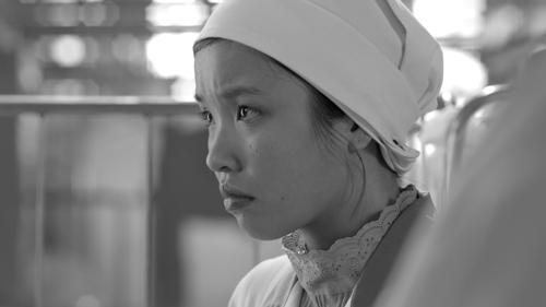 Lien (Trang Le Hong) lebt mit ihrem Bruder und ihrer Schwägerin in der Siedlung, im sogenannten Sonnenblumenhaus, das von Vietnamesen bewohnt wird. Sie glaubt in Deutschland eine Heimat gefunden zu haben.