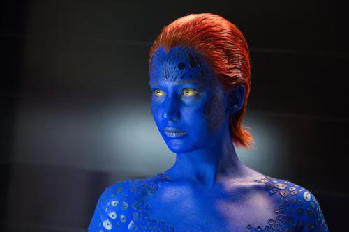 Mystiques (Jennifer Lawrence) Entscheidung wird den Verlauf der Weltgeschichte bestimmen.