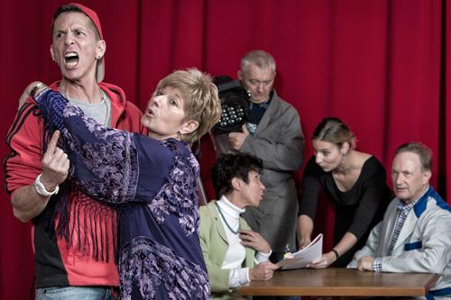 Nüt als Theater auf der Alemannischen Bühne. Foto: Heiko Löffler
