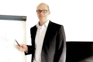 Kompetent in Steuerfragen:  Mathias Hecht.