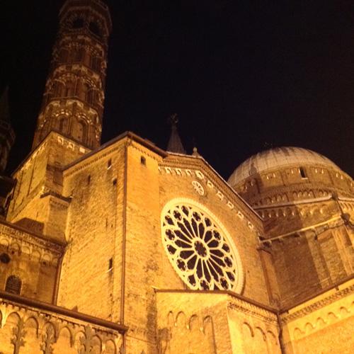 Die Basilika des Heiligen Antonius in Padua ist eines von weltweit acht internationalen Heiligtümern. Foto: tbr