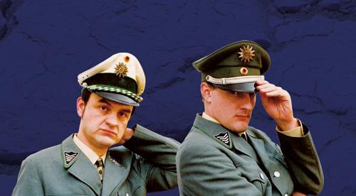 Die Geschmackspolizisten: Benno Burgen & Ralf Welteroth
