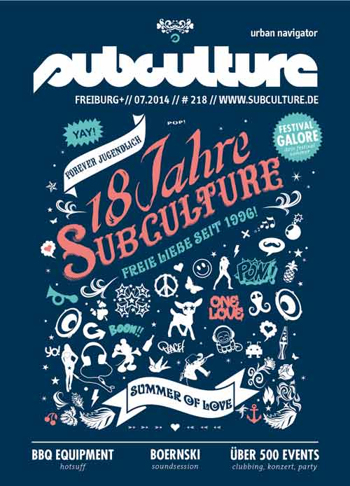 18 Jahre subculture