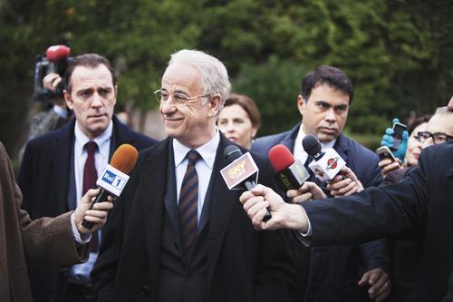 Oh wie schön ist Politik! Giovanni (Toni Servillo) findet Spaß an seiner neuen Rolle als Oppositionschef.