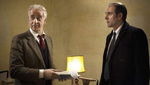 Lösung gefunden: In Giovanni (Toni Servillo) findet Andrea Bottini (Valerio Mastandrea) den perfekten Doppelgänger für Enrico.
