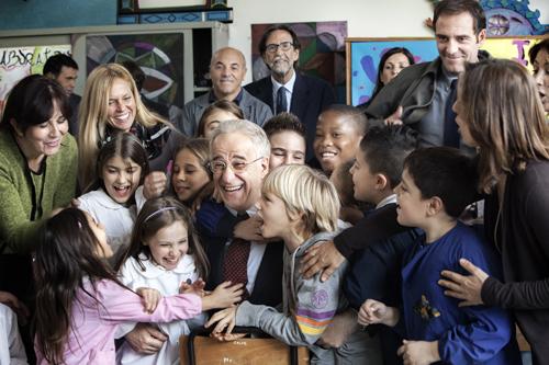 Politiker zum Anfassen: Alle lieben Giovanni (Toni Servillo) - den verrückten Doppelgänger.